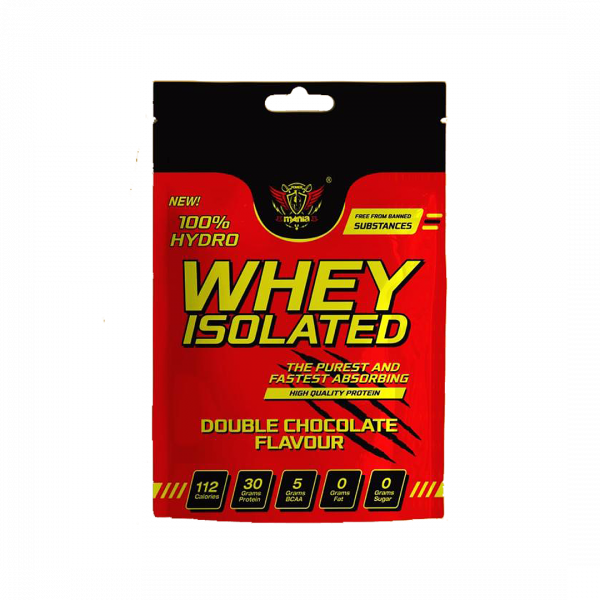 Power Mania Hydrowhey Isolated 2.2kg Whey Protein Halal Fitness Gym Supplement