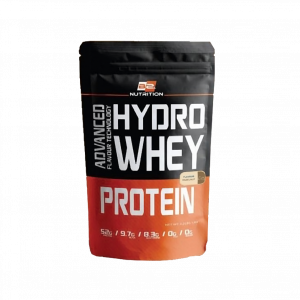 BS Nutrition Hydrowhey 1kg, 33 scoops Whey Protein, Halal & KKM Fitness Gym Supplement