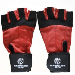 Resurrection Gear Lifting Gym Gloves Fitness Gym Equipment