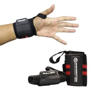 Resurrection Gear Wrist Straps Fitness Gym Equipment