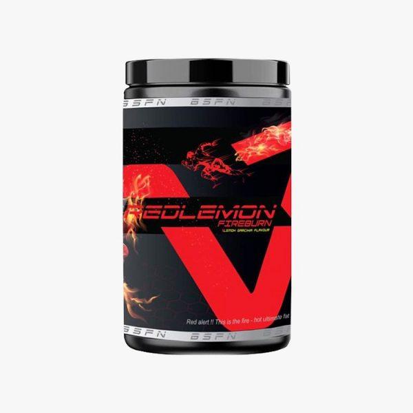 BS Nutrition Redlemon Fireburn 300gram (Lemon Garcinia) Fitness Gym Supplement