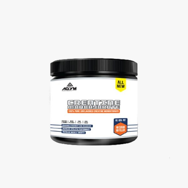 Agym Nutrition Creatine Monohydrate, 300gram (unflavoured) Fitness Gym Supplement