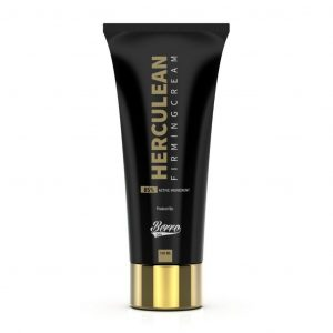 Berro Labs Herculean Firming Cream - 100 ml Fat Burning Cream, Fitness Gym Supplement