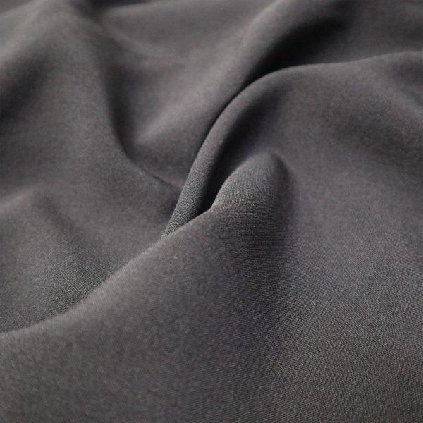 Resurrection Gear Black Board Shorts With Grey Stripes