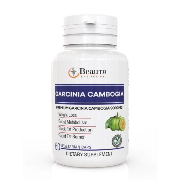 Beauty Lab Series Garcinia Cambogia (9000mg) - 60 Vegetarian Capsules
