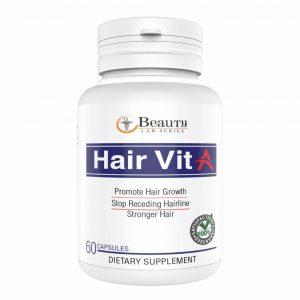 Beauty Lab Series Hair VitA (500mg) - 60 Vegetarian Capsules