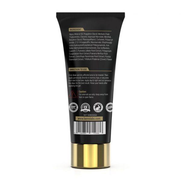 Berro Labs Herculean Firming Cream - 100 ml