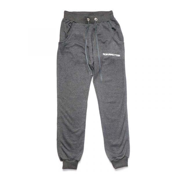 Resurrection Gear Grey Jogger Pants