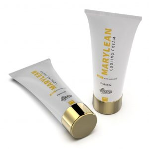 Berro Labs Marylean Cooling Slimming Cream - 100 ml Fat Burning Cream, Fitness Gym Supplement